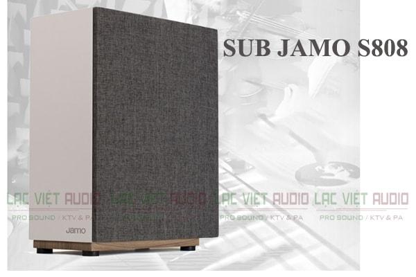 Loa sub Jamo s808 Lạc Việt Audio