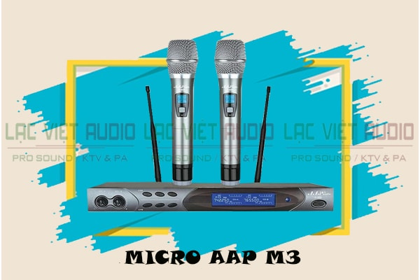 Thiết kế của Micro AAP M3