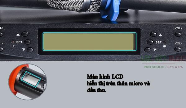 Màn hình hiển thị LCD Micro BCE UGX12 Plus