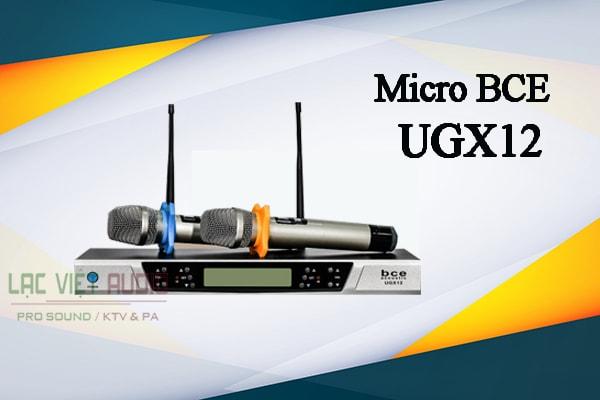 Micro BCE UGX12 chính hãng