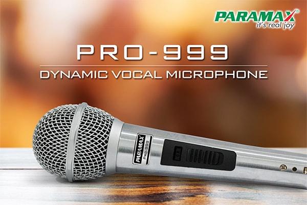 Micro PARAMAX PRO-999 chính hãng