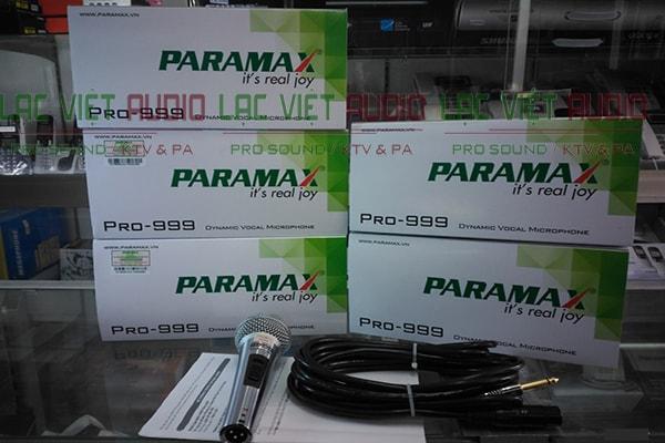 Micro PARAMAX PRO-999 nguyên hộp