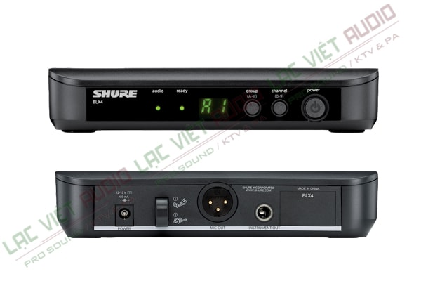 Micro Shure BLX24A/PG58