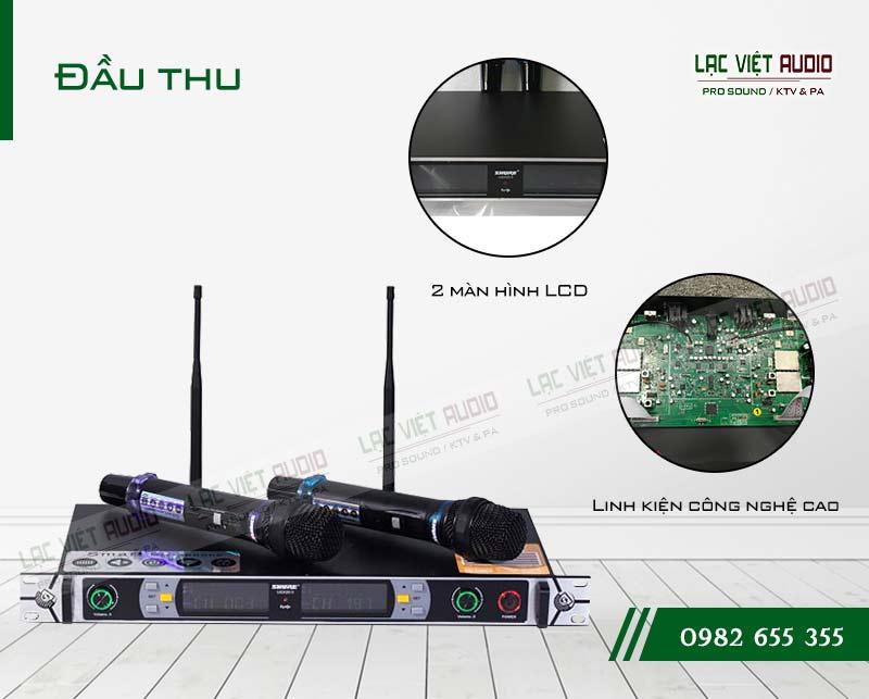 Tính năng và đặc điểm của micro Shure UGX 20II