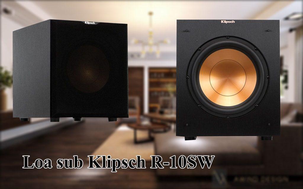 Loa Sub Klipsch R 10SW