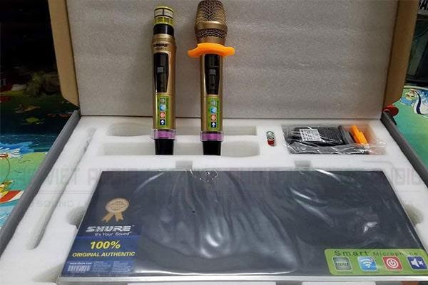 micro Shure UGX 9II