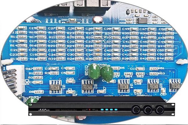 Bộ xử lý âm thanh vang số AAP K2000