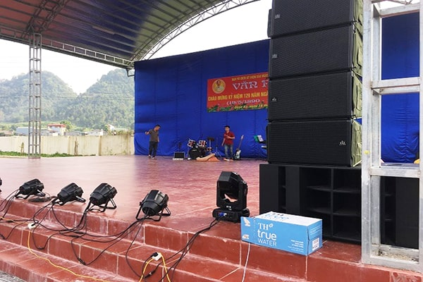 Các dự án mà Lạc Việt Audio đã thi công thực hiện