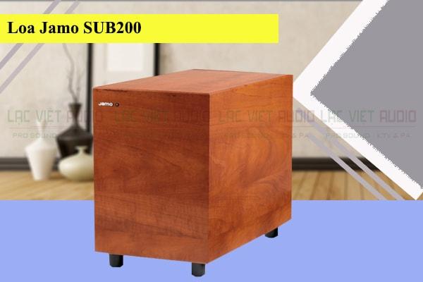 Loa Jamo SUB 200 Lạc Việt Audio