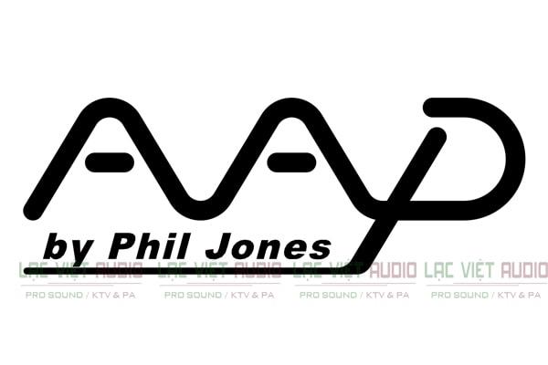 Logo của hãng AAD - Lạc Việt Audio