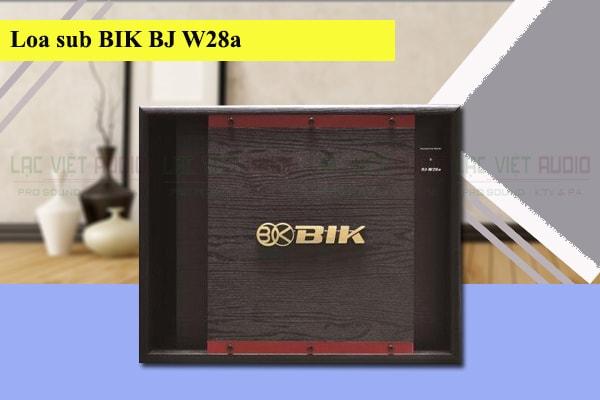 Loa SUB BIK BJ W28A - Lạc Việt Audio