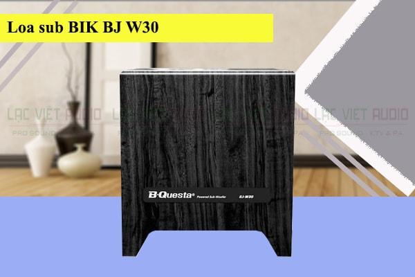 Loa sub BIK BJ W30 - Lạc Việt Audio