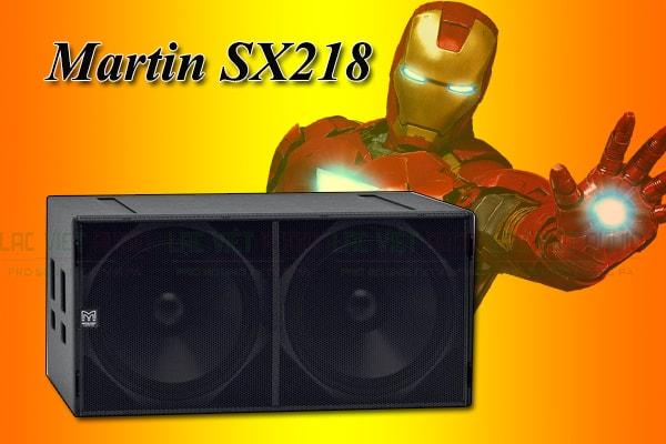 Loa sub đôi Martin SX218 Lạc Việt Audio