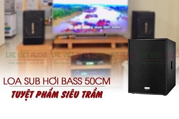 Tính năng của loa sub domus RXW 18C - Lạc Việt Audio
