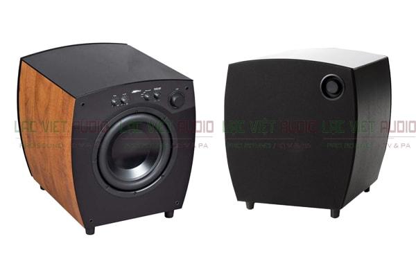 Hai màu của loa sub Jamo C80 Lạc Việt Audio