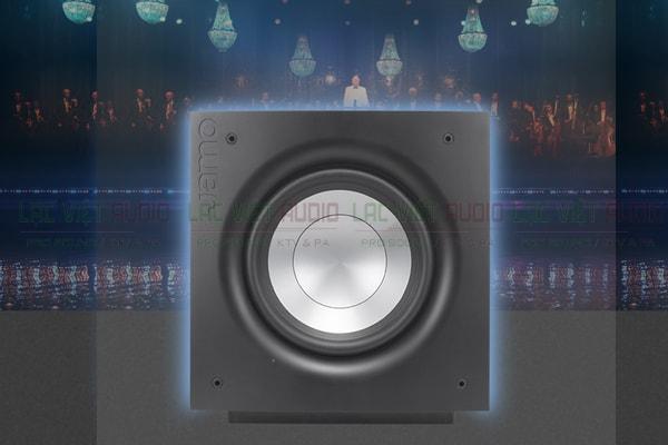 Công suất loa sub Jamo J110 Lạc Việt Audio