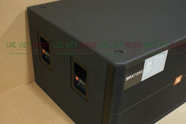 Cấu tạo loa sub JBL SRX 728S - Lạc Việt Audio