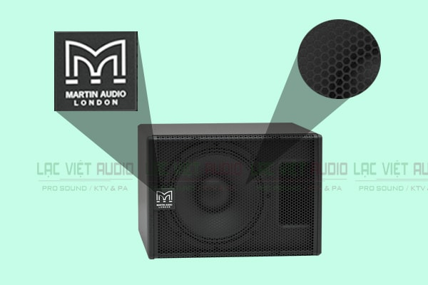 Cấu tạo chi tiết của loa sub Martin Audio sx110