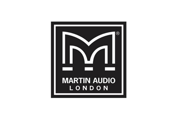 Logo hãng Martin Audio