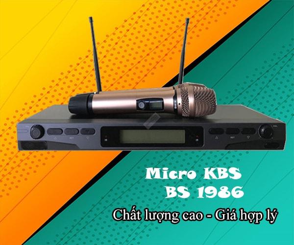 KBS BS1986 chất lượng cao