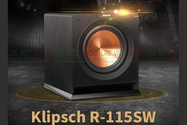 Loa Sub Klipsch R115SW chính hãng