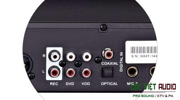 Cổng kết nối vang số APP K9600