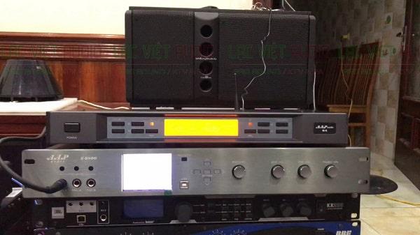 Vang số APP K9800 cho bộ dàn Karaoke