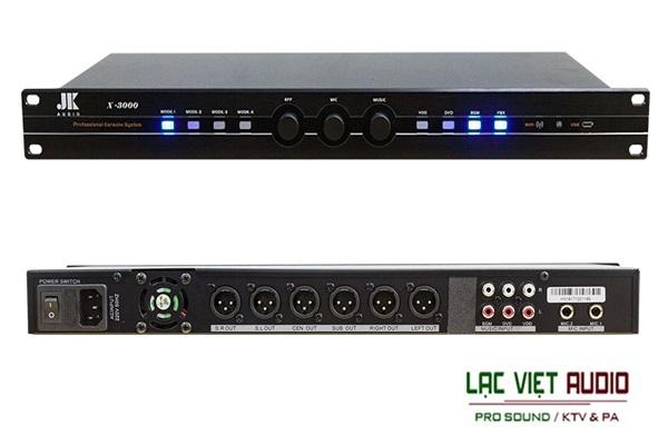 Vang số JK Audio X3000 giá rẻ nhất tại Lạc Việt Audio