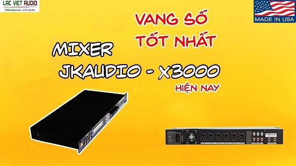 Vang số JK X3000 chất lượng giá rẻ