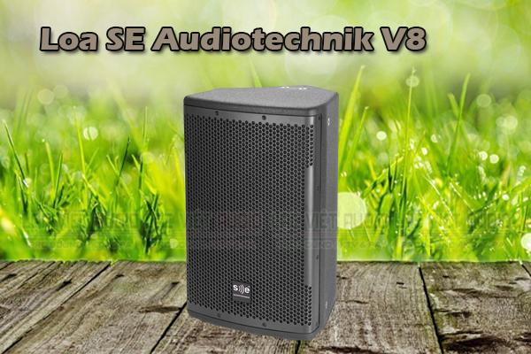 Tính năng của Loa SE Audiotechnik V8
