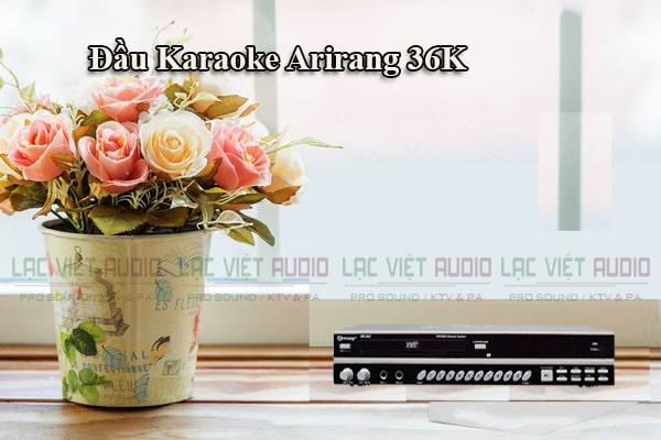 Đầu Karaoke Arirang 36K