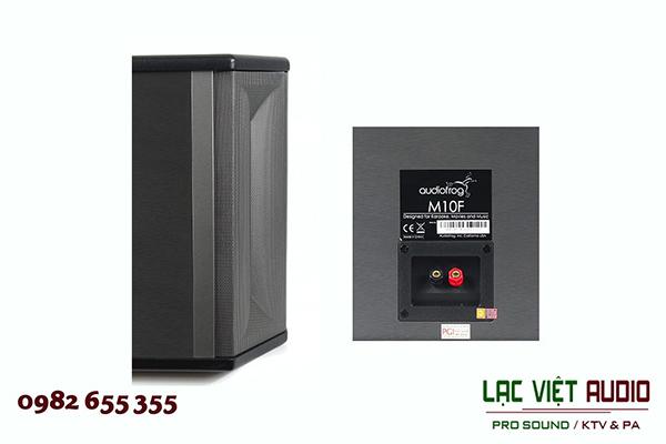 Tính năng nổi bật của Loa Audiofrog M10F - Lạc Việt Audio