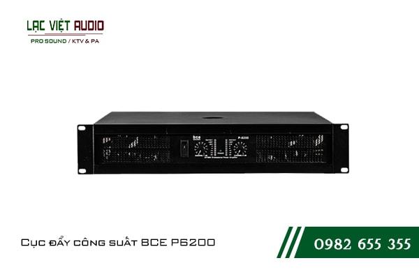 Giới thiệu sản phẩm Cục công đẩy suất BCE P6200