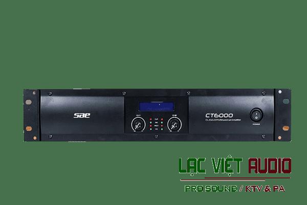 Cục đẩy công suất SAE CT6000 (2018)