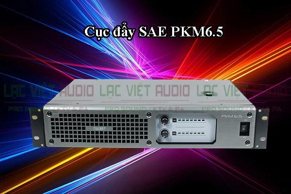 Cục đẩy công suất SAE PKM 6.5 thiết kế tinh tế