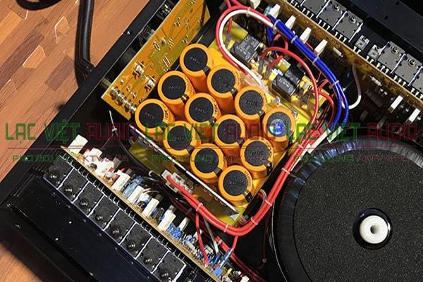 Cục đẩy công suất Star Sound CH 2130X cấu tạo