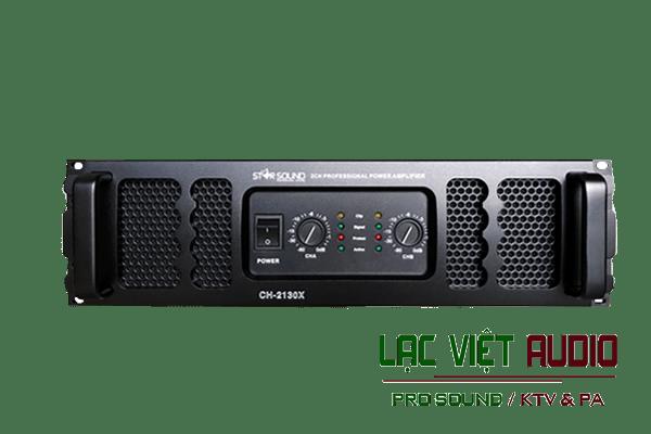 Cục đẩy công suất Star Sound CH 2130X