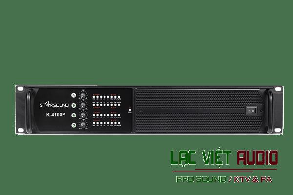 Cục đẩy công suất Star Sound K-4100P