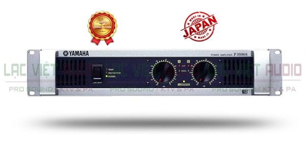 cục đẩy công suất Yamaha P3500S chính hãng