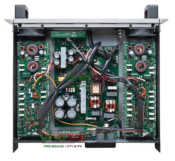 Cục đẩy công suất Yamaha XP2500 có sẵn tại Lạc Việt Audio