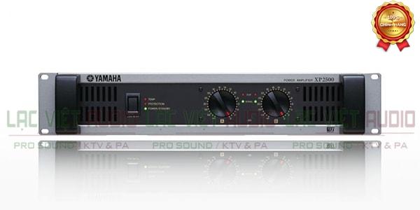 Cục đẩy công suất Yamaha XP2500 chính hãng
