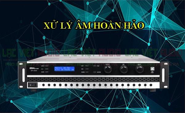 Đẩy liền vang BK sound DP3500 âm thanh vượt trội