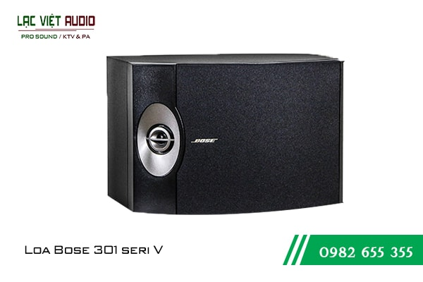 Giới thiệu sản phẩm Loa Bose 301 seri V