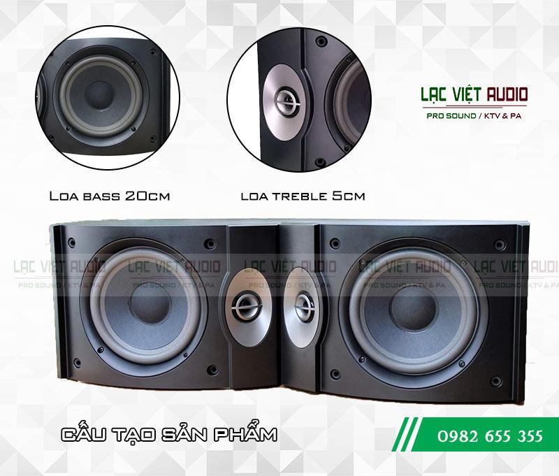Tính năng của sản phẩm Loa Bose 301 seri V