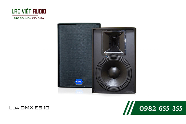 Giới thiệu sản phẩm Loa DMX ES10