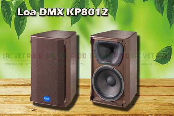 Thiết kế Loa DMX KP8012 - Lạc Việt Audio