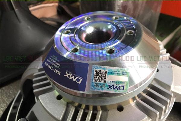 Cấu tạo củ loa của Loa DMX KP8012 - Lạc Việt Audio