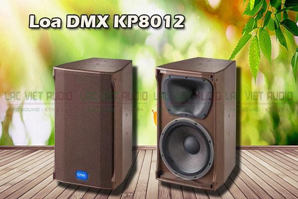 Giới thiệu Loa DMX KP8012 - Lạc Việt Audio