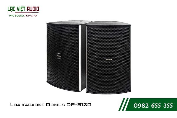Giới thiệu về sản phẩm Loa Domus DP 8120