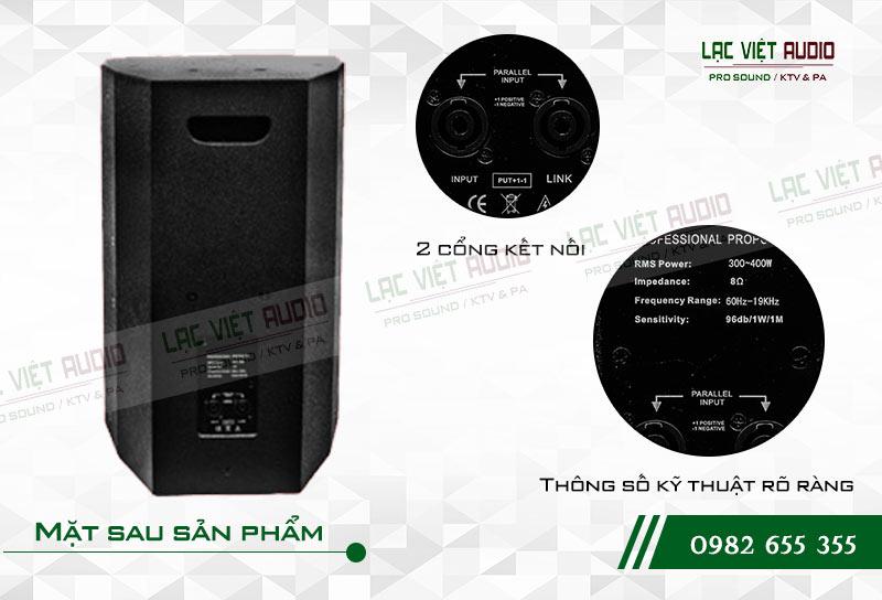 Tính năng của sản phẩm Loa Domus DP 8120